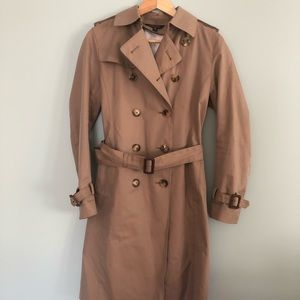 Brooks Brothers - Classic Double-Breasted Trench